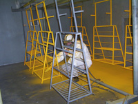 Powdercoating